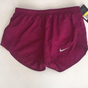 New Nike Woman's Dri Fit Running Shorts